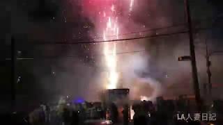 台灣遊記|台南鹽水蜂炮全紀錄 親身體驗的震撼力|Tainan Yanshui Beehive Fireworks Festival in Taiwan