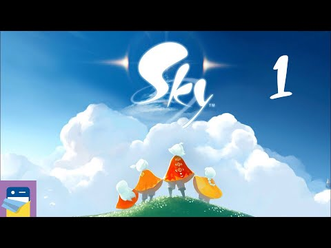 Sky: Children of the Light - iOS Beta Gameplay Part 1 (by thatgamecompany)