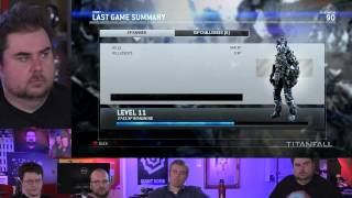 Giant Bomb Plays the Titanfall Beta