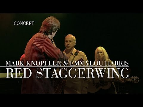 Mark Knopfler & Emmylou Harris - Red Staggerwing (Real Live Roadrunning) OFFICIAL