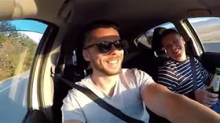 Едем из Тбилиси в Батуми на Toyota Aqua,- 365 км! Расход в 3 л/100 км реален?!