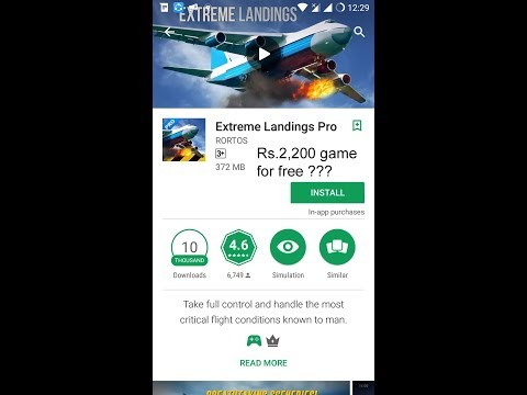 How To Download And Install Extreme Landings Pro For Free.It Works 101%.