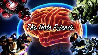 my last four brain cells play halo 5 (Halo 5 Friends Funny Moments)