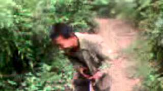 Arunachal village boy singing hindi song