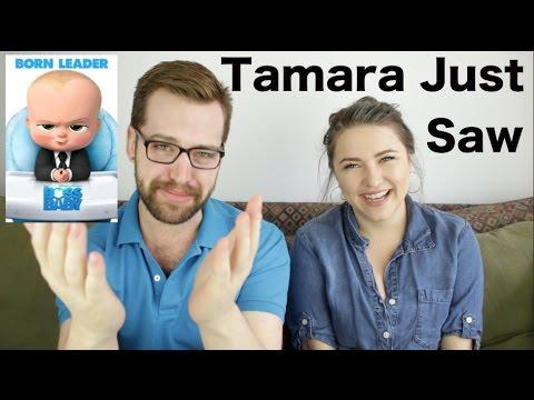 The Boss Baby - Tamara Just Saw