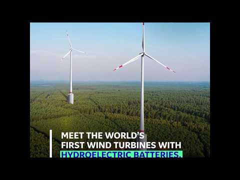 Wind-Hydro Combo Will Give German Consumers More Renewable Power