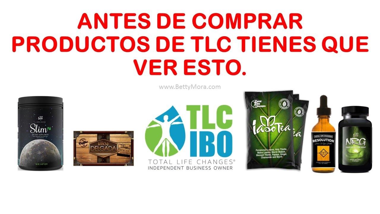 Tlc productos para bajar de peso