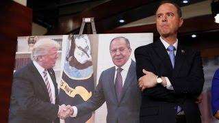 Schiff criticizes Trump speech on human rights