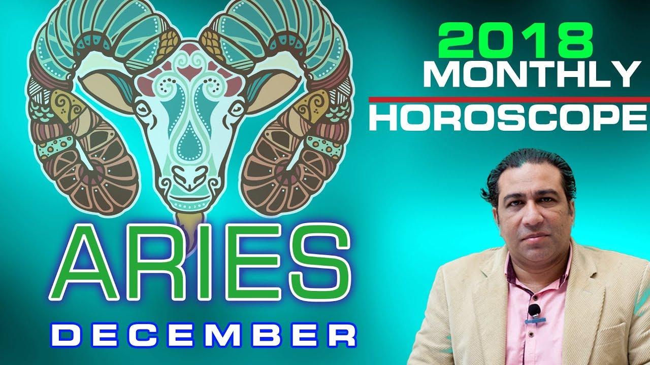 Aries Monthly Horoscope 2018 Monthly Star Predictions December Forecast  Urdu Monthly Zaicha Jafri