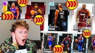 THE FASTEST PLAYERS DRAFT! NBA 2K19