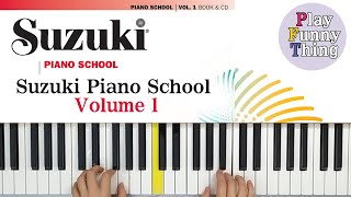 London Bridge (song 6) - Suzuki Piano School - Volume 1
