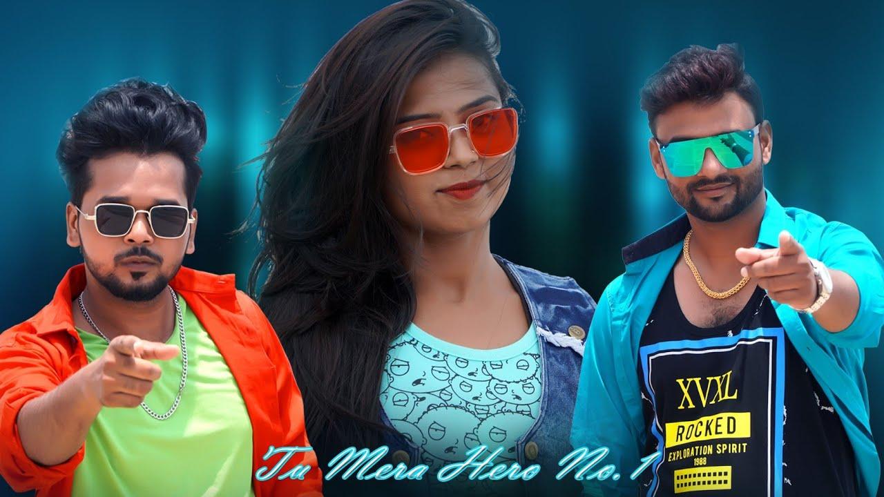 Tu  Mera Hero No. 1 Sona Kitna Sona Hai | Funny Love Story 2020 By PR Production || Love Story||