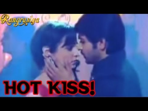 Rudra and Paro GET DRUNK & KISS in...
