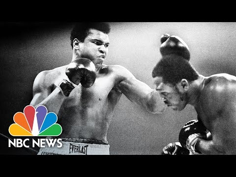 a discussion on boxing and muhammed ali Muhammad ali's daughter laila ali takes comfort knowing that her father isn't suffering anymore during a monday appearance on the.