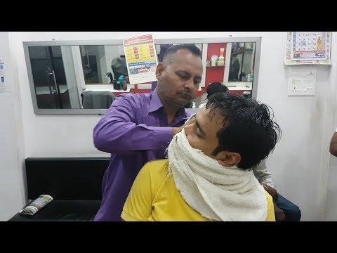 ASMR Boss Head Massage with Cracking