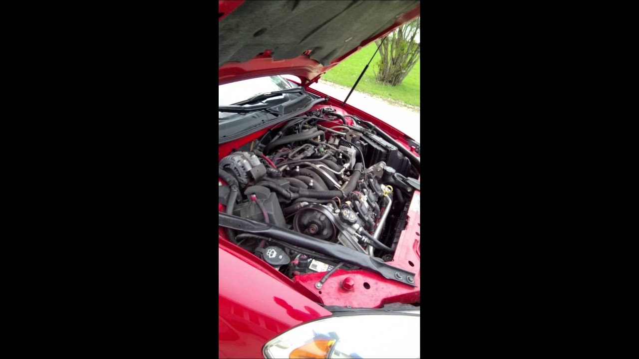 Monte Carlo ss engine noise - YouTube