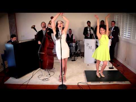 Bad Romance - Vintage 1920's Gatsby Style Lady Gaga Cover ft