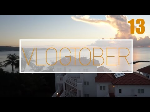 VLOGTOBER | TRAVEL TO ST. LUCIA!
