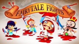 Fairytale fights [ gameplay familiar] español retro ps3 El juego de cuentos más sangriento