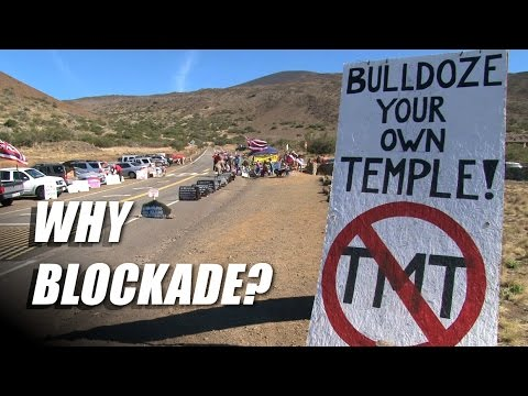 Why Block TMT on Mauna Kea?