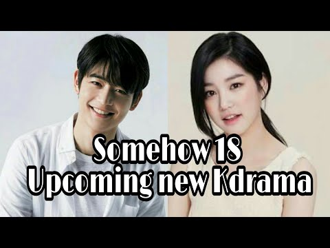 Somehow 18] Korean Drama starring Minho Shinee & Lee Yoo Bi