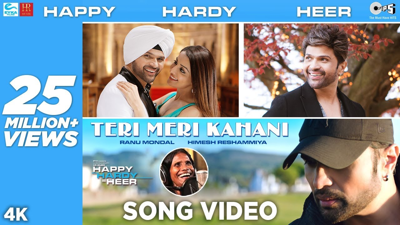 Happy Hardy And Heer Song Teri Meri Kahani Hindi Video Songs Times Of India