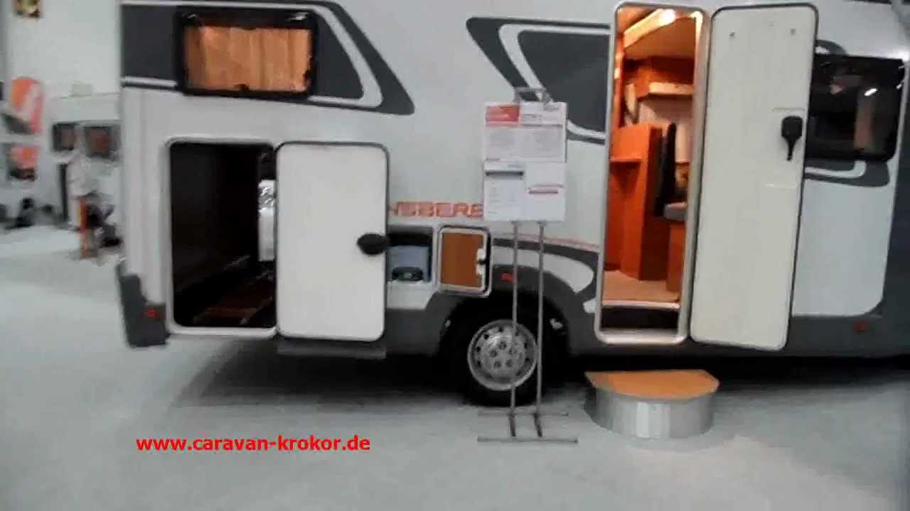 weinsberg ti 650 mgh 2012 wohnmobil reisemobil test youtube. Black Bedroom Furniture Sets. Home Design Ideas