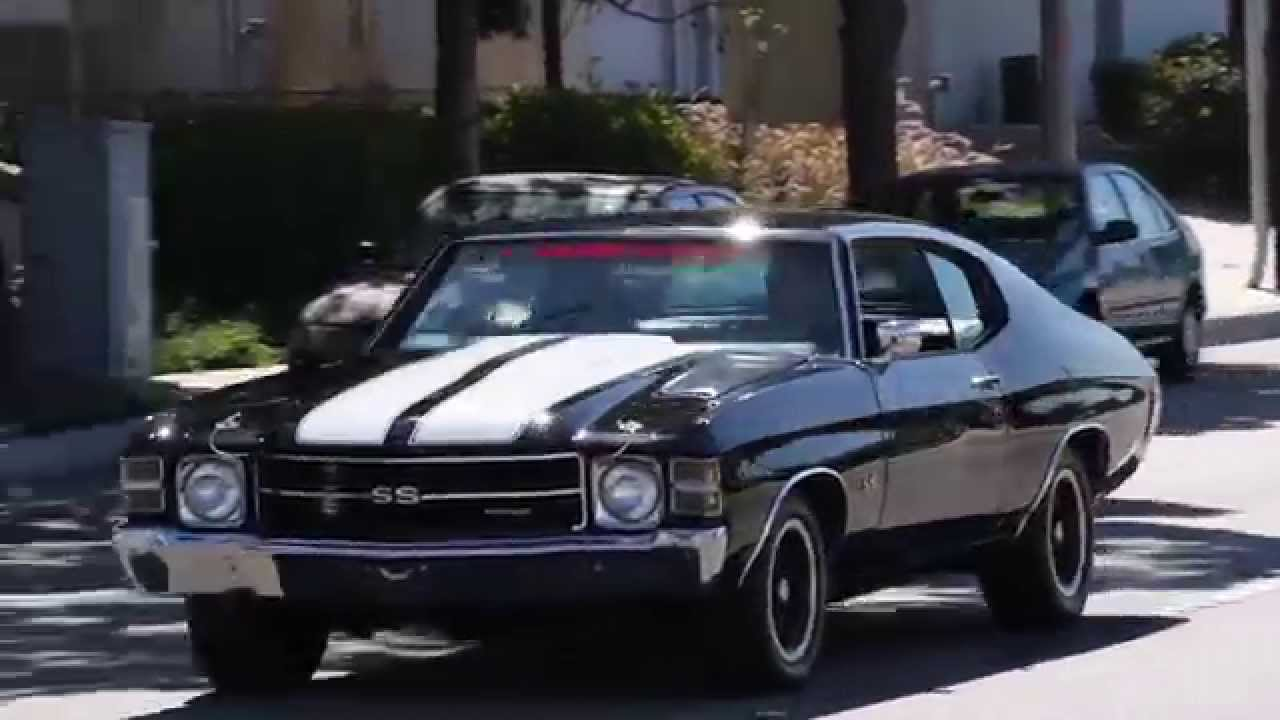 White Malibu Car >> 1971 Chevelle SS 402 For Sale! - YouTube