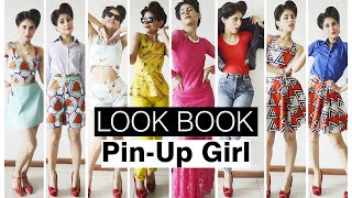 Look Book: Pin-Up Girl | Vintage Style