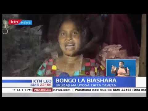 Mama aliyejitosa kwa ukulima wa uyoga Taita Taveta   BONGO LA BIASHARA
