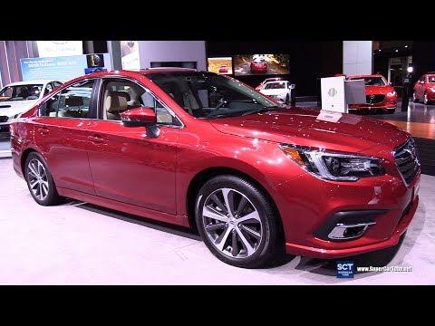 2018 Subaru Legacy 3.6R Limited - Exterior Interior Walkaround - 2017 New York Auto Show