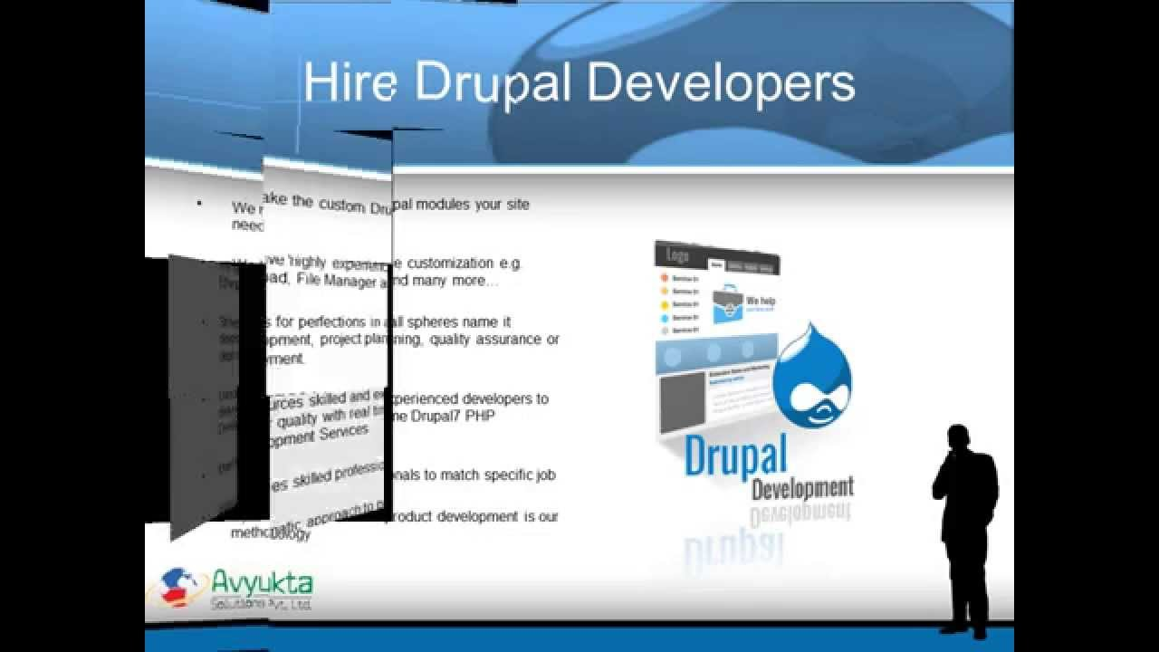 Hire Drupal Dedicated Developers, Virtual Employees