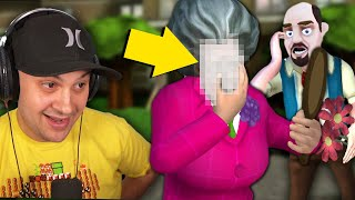 Hello Neighbor's Sister Has A Hot Date, and I'm Gonna RUIN IT! | Scary Teacher 3D