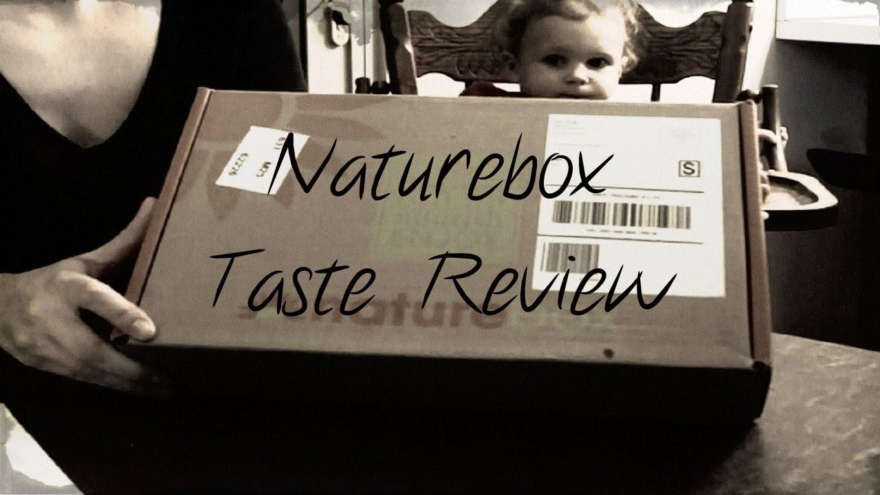naturebox unboxing and taste test youtube. Black Bedroom Furniture Sets. Home Design Ideas