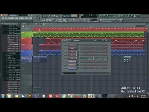 Efek Rumah Kaca - Sebelah Mata Instrumental Remake/Cover