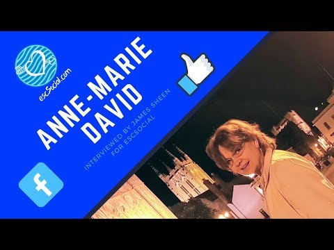 escSocial presents... In Conversation with Anne-Marie David