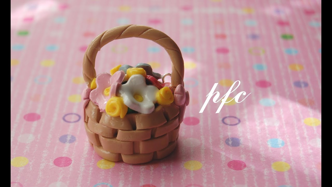 Diy Flowers Basket