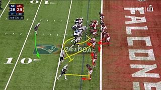 James White deserves more recognition | Super Bowl 51 (NFL  Breakdowns Ep 44) Video