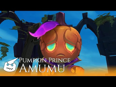 Pumpkin Prince Amumu.face