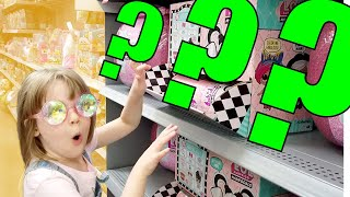 Buying My Daughter Everything She Touches with Googly Eyes On! L.O.L. Surprise, Ryan's World, Barbie