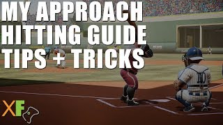 Hitting Guide for Super Mega Baseball 2 | Tips + Tricks + My Approach at the Plate