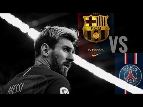 Fc Barcelona vs PSG. Hope never Dies.
