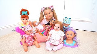 As bonecas fogem de Diana