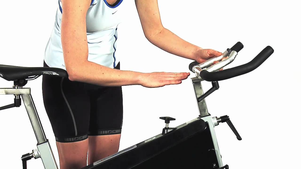Proper Stationary Bike Seat Height Brokeasshome Com