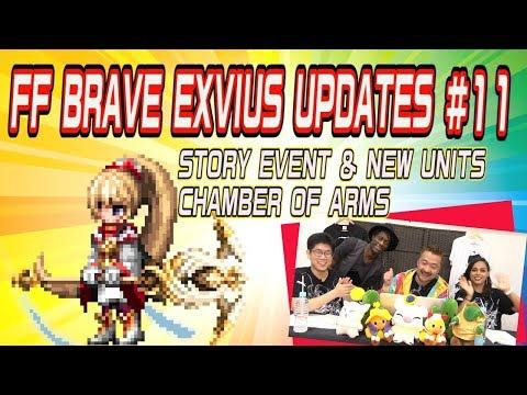 【FFBE】FINAL FANTASY BRAVE EXVIUS UPDATES! #11 【Global】