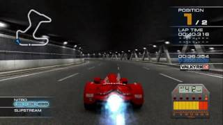 RIDGE RACER 7 EXTREME Duel-CRINALE by UltraNova 2nd