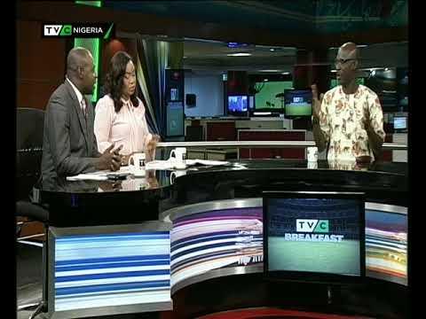 TVC Breakfast 18th May 2018| Newspaper Review with Chris Kehinde Nwandu