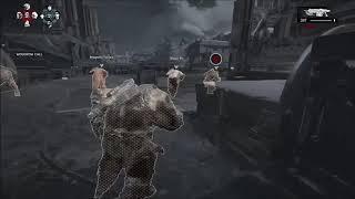 Mi primera partida oline en Gears of War 4!!