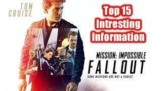 Mission Impossible Fall Out Top 15 Intresting Information's in Tamil