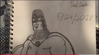 ( EPISODE 1,270 ) LET'S DRAW SPACE GHOST OFF OF SPACE GHOST COAST TO COAST!!!